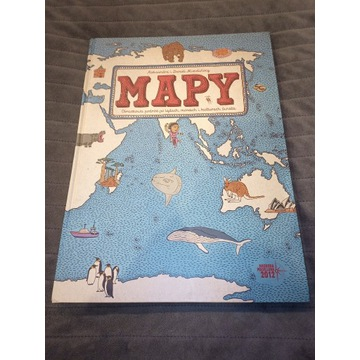 Mapy obrazkowe Aleksandry i Daniela Mizielińskich