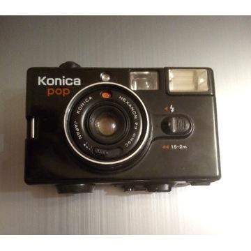 Aparat fotograficzny Konica pop Hexanon F4 36mm