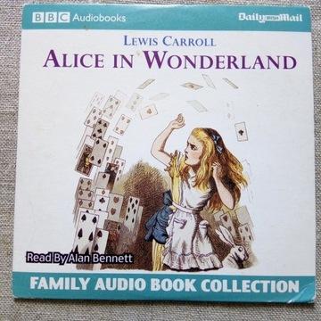 Audiobook ENG Alice in Wonderland CD