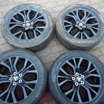 Felgi Koła Outlander ASX Bridgestone 225/55/18