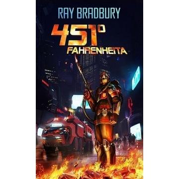 RAY BRADBURY 451 FAHRENHEITA WYDANIE POLSKIE