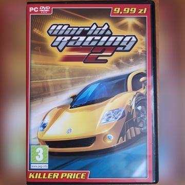 Gra PC Wyścigi World Racing 2