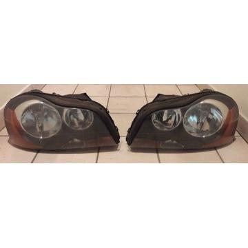 Komplet reflektorów przednich volvo xc90
