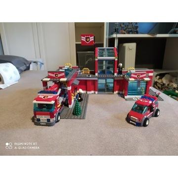 LEGO City Remiza Strażacka 7945 *UNIKAT*