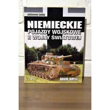 Niemieckie Pojazdy Wojskowe II Wojny Światowej