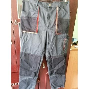 Spodnie robocze męskie używane