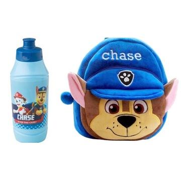 Bidon PSI PATROL Chase + Marshall + PLECAK Chase