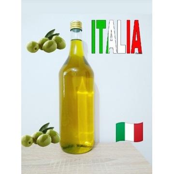 Swojska oliwa z oliwek z własnego gospodarstwa