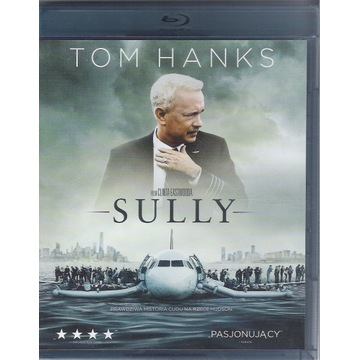 SULLY Clint Eastwood, Tom Hanks raz ogl, PL