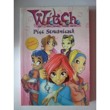 Witch Pięć strażniczek - Elizabeth Lenhard