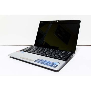 "Notebook Asus Eee PC 1215B 12,1"" 5GB 250GB Win7PL"