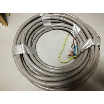 Kabel 5x10mm Draka vult 1kv
