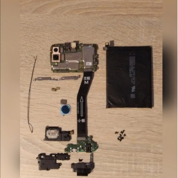 Płytka Głowna HUAWEI P SMART 64  GB LX-1