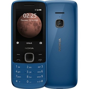 Telefon komórkowy Nokia 225 niebieska