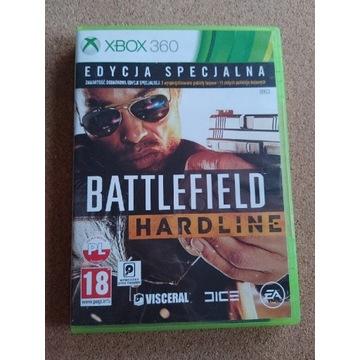 Battlefield HARDLINE PL, wersja pudełkowa, XBOX360