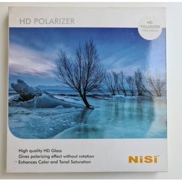Filtr polaryzacyjny NiSi 150x150 HD POLARIZER