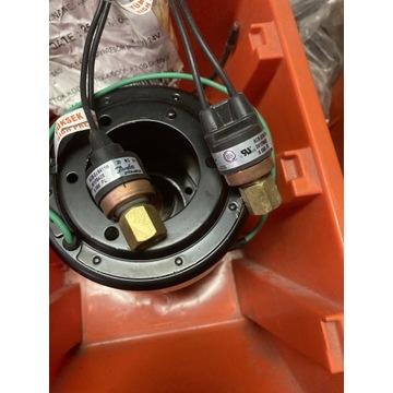Presostat danfoss czujnik ciśnienia hp