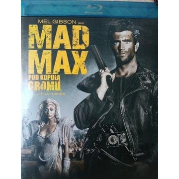 Mad Max Pod Kopułą Gromu Blu-ray
