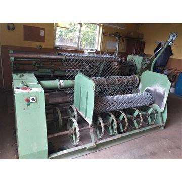 Maszyna do produkcji siatki ogrodzeniowej AUTOMAT