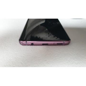 Ramka lcd samsung s9+ G955 uszkodzony ekran