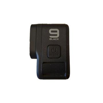 GoPro HERO 9 BLACK - idealna,mało używana + GRATIS