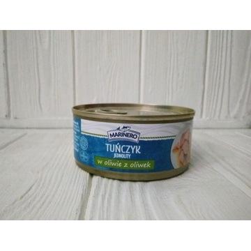 Marinero - tuńczyk w oliwie z oliwek 160 g