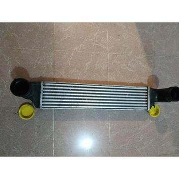 Chłodnica powietrza Intercooler do BMW X3 E83 2,0d