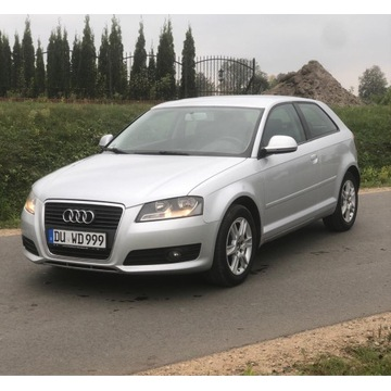 Audi A3 1.4T benzyna 2008r  facelifting
