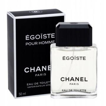 Chanel Egoiste Pour Homme 50ml PROMOCJA ORYGINAŁ!!