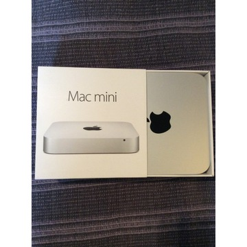 Mac mini 7.1 Late 2014 i5 4GB RAM