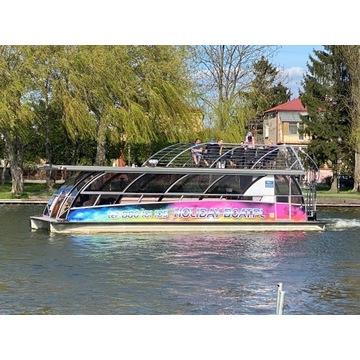 STATEK KATAMARAN PASAŻERSKI 25 pas, Party Boat