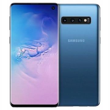Samsung Galaxy S10+ G975F 128GB BLUE gwarancja +
