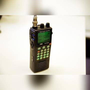 AOR AR-8200D Skaner radiowy, odbiornik szerokopasm