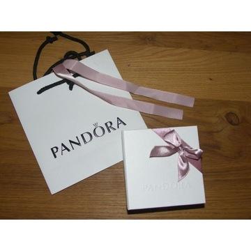 pudełko PANDORA + torebka