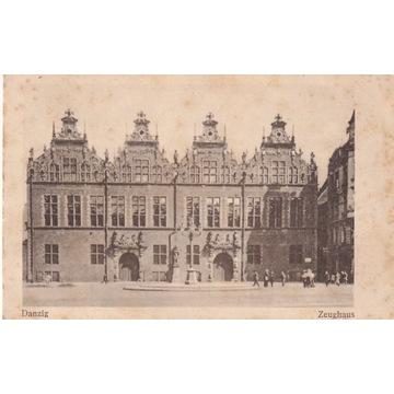 Pocztówka - Gdańsk (Danzig) - Zeughaus
