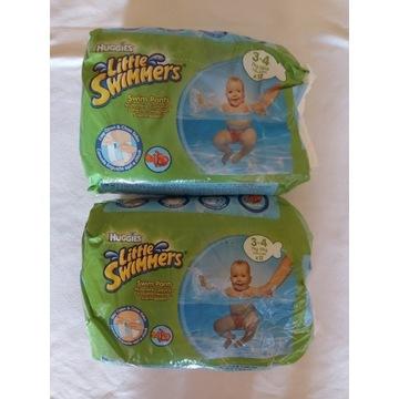Pampersy do wody Huggie Little Swimmers 2 paczki