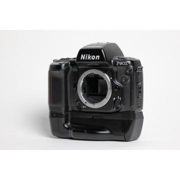 Nikon f90x Stan bdb komplet tylna ścianka