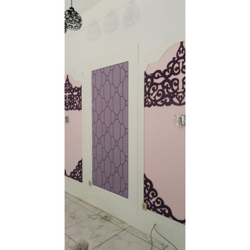 Panel ścienny,panel ażurowy,tapeta