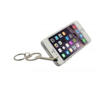 Brelok na prezent - stojak pod telefon /otwieracz