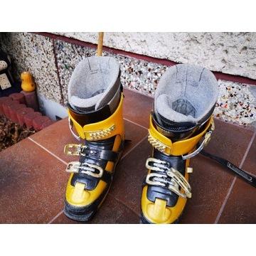 Buty narciarskie skiturowe