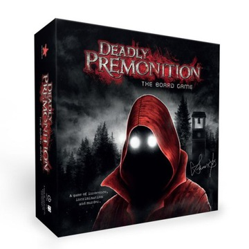 Deadly Premonition: The Board Game - Gra Planszowa