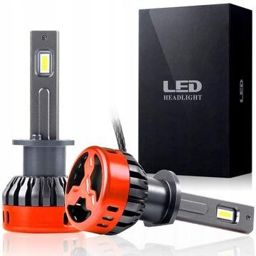 Żarówki samochodowe LED H1 x MOCNE!