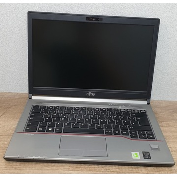Fujitsu e744 i5