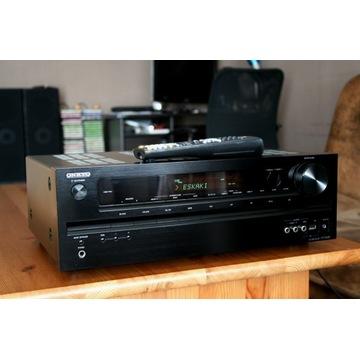 Amplituner Onkyo USB mp3 wzmacniacz kino domowe