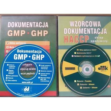 SKLEP SPOŻYWCZY- dokumentacja GMP/HACCP- 2 cd
