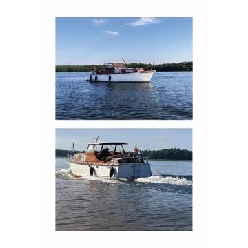 Czarter Jachtu motorowodnego