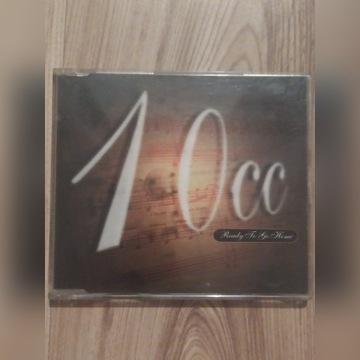 10 cc Ready To Go Home singiel Avex UK 1995
