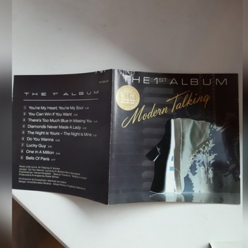 Modern Talking  The First Album 1985 Sanyo JAPAN