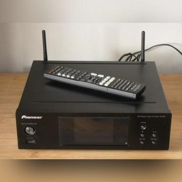 Pioneer N-P01, Network Audio Player, z pilotem