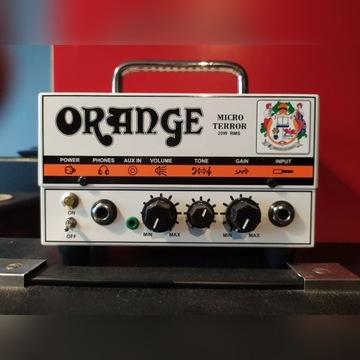 Wzmacniacz, head Orange Micro Terror 20W